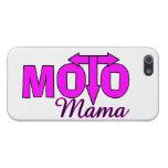 Mamá de Moto iPhone 5 Cárcasa