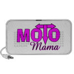 Mamá de Moto iPod Altavoz