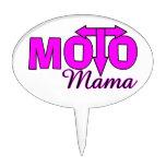 Mamá de Moto Palillos De Tarta