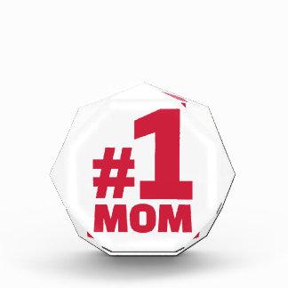 Mamá de no. 1 del número