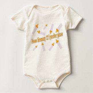 ¡Mamá de Nooo!!! Body Para Bebé