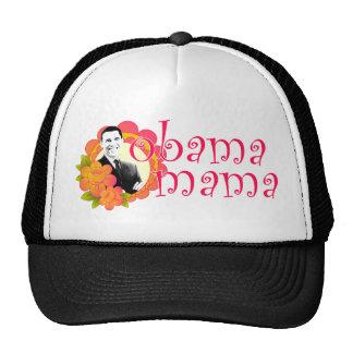 mamá de obama gorras