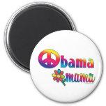 Mamá de Obama Iman Para Frigorífico