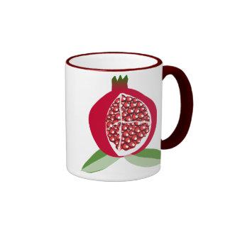 MAMÁ de PAMA, taza de cerámica de la granada
