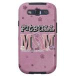 MAMÁ de Pitbull Galaxy S3 Cárcasas
