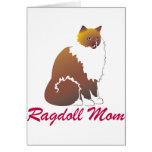Mamá de Ragdoll Felicitaciones