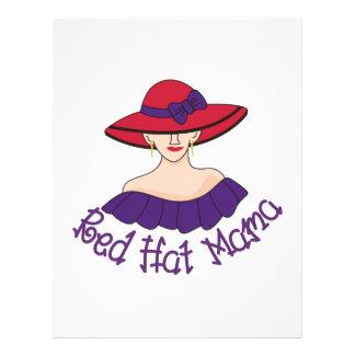 Mamá de Red Hat Membrete