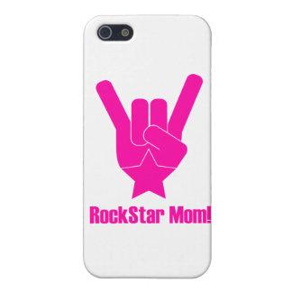¡Mamá de RockStar! iPhone 5 Carcasas