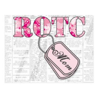 Mamá de ROTC: Ayuda querida Postales