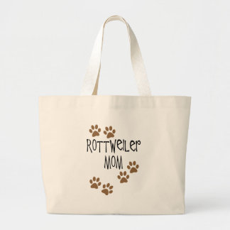 Mamá de Rottweiler Bolsas