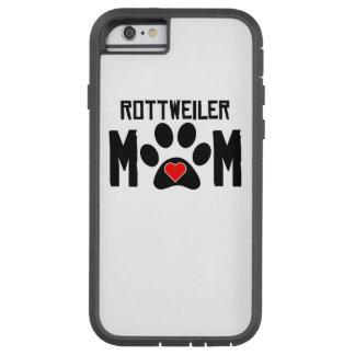 Mamá de Rottweiler Funda De iPhone 6 Tough Xtreme