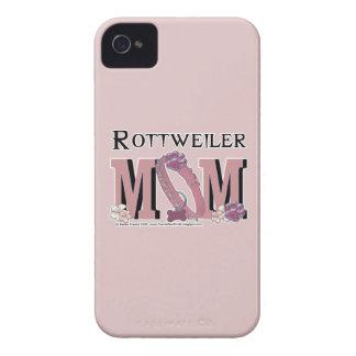 MAMÁ de Rottweiler iPhone 4 Cobertura