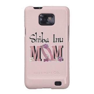 MAMÁ de Shiba Inu Samsung Galaxy S2 Carcasa