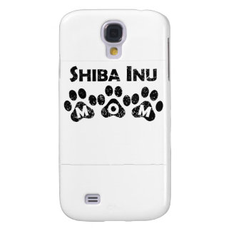Mamá de Shiba Inu Funda Para Galaxy S4