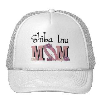 MAMÁ de Shiba Inu Gorro De Camionero