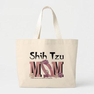 MAMÁ de Shih Tzu Bolsa Tela Grande