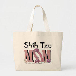 MAMÁ de Shih Tzu Bolsa