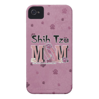 MAMÁ de Shih Tzu iPhone 4 Fundas
