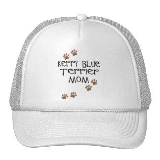 Mamá de Terrier de azul de Kerry Gorra