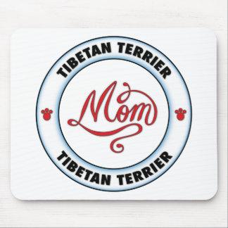 Mamá de TERRIER TIBETANO Tapetes De Ratones
