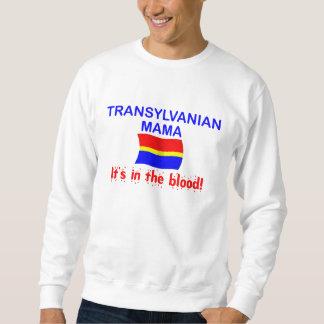 Mamá de Transylvanian - sangre Sudadera