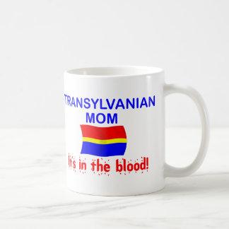 Mamá de Transylvanian - sangre Taza Clásica