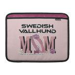 MAMÁ de Vallhund del sueco Fundas Para Macbook Air