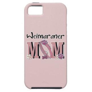 MAMÁ de Weimaraner iPhone SE/5/5s Case