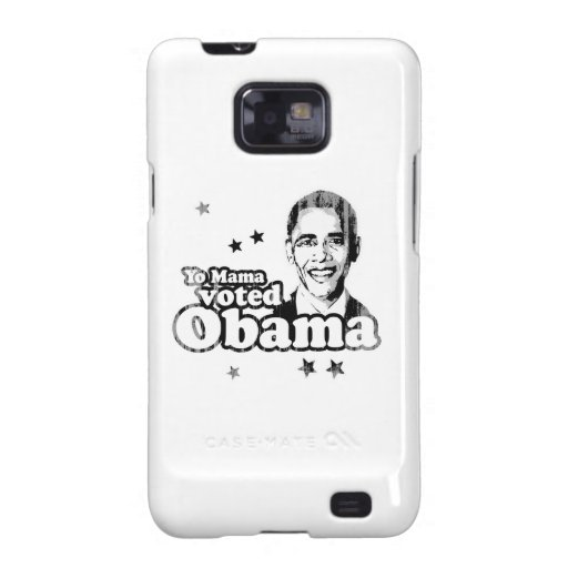 Mamá de Yo votada por Obama Faded.png Samsung Galaxy S2 Fundas