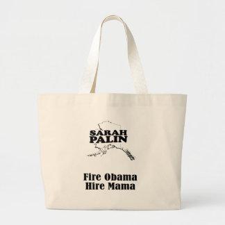 Mamá del alquiler de Obama del fuego Bolsas