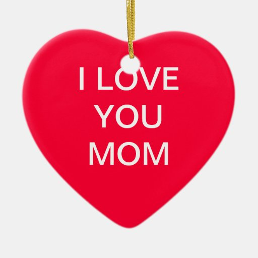 Mamá del amor adorno para reyes
