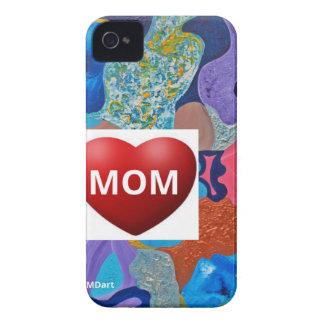 Mamá del amor del oído iPhone 4 cobertura
