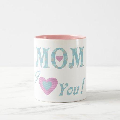 Mamá del amor taza de café