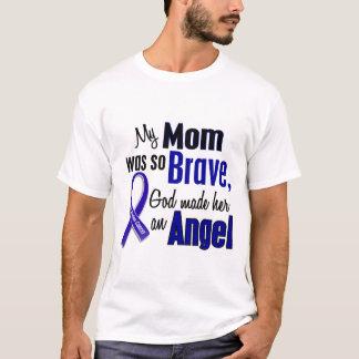 Mamá del ÁNGEL 1 del cáncer de colon Playera