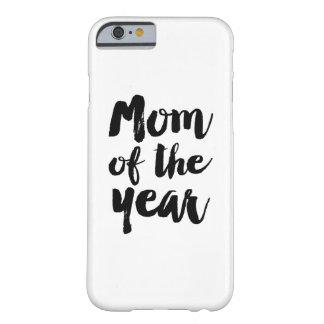 Mamá del año funda de iPhone 6 barely there