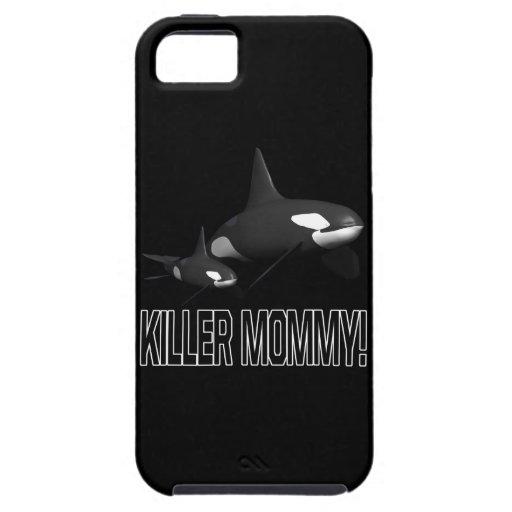 Mamá del asesino iPhone 5 cárcasa