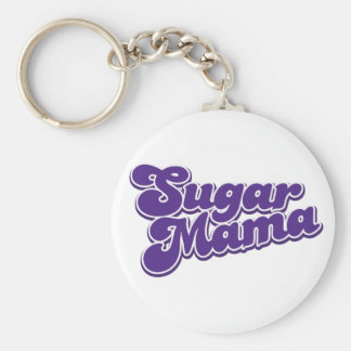 Mamá del azúcar llavero