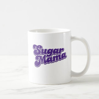 Mamá del azúcar tazas