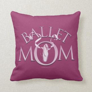 Mamá del ballet cojines