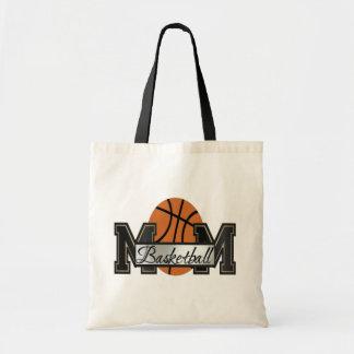 Mamá del baloncesto bolsa