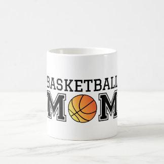 Mamá del baloncesto, diseño del texto para la taza