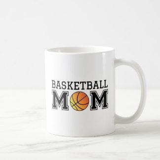 Mamá del baloncesto, diseño del texto para la taza clásica
