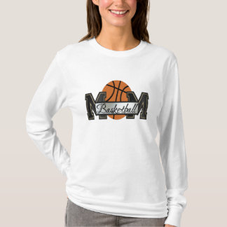 Mamá del baloncesto playera