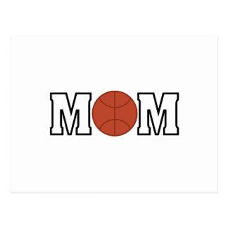 Mamá del baloncesto postal