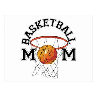 Mamá del baloncesto postales
