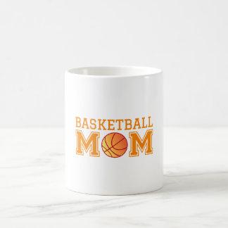 Mamá del baloncesto taza
