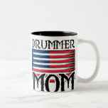 Mamá del batería tazas