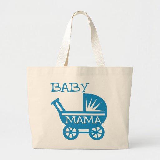 Mamá del bebé bolsas