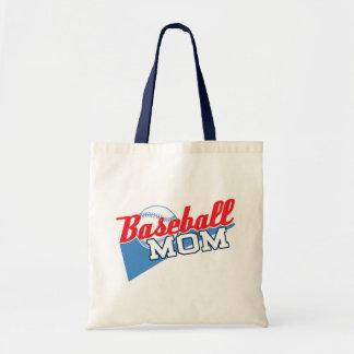 Mamá del béisbol bolsas de mano