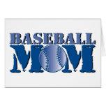 Mamá del béisbol felicitaciones